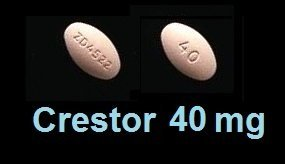 crestor 40 mg tabletter