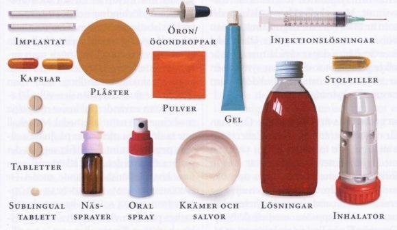 pravastatin och andra läkemedel